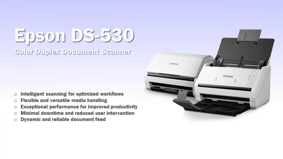 Epson DS-530