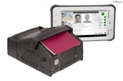 Мобилен скенер за документи Regula 7308